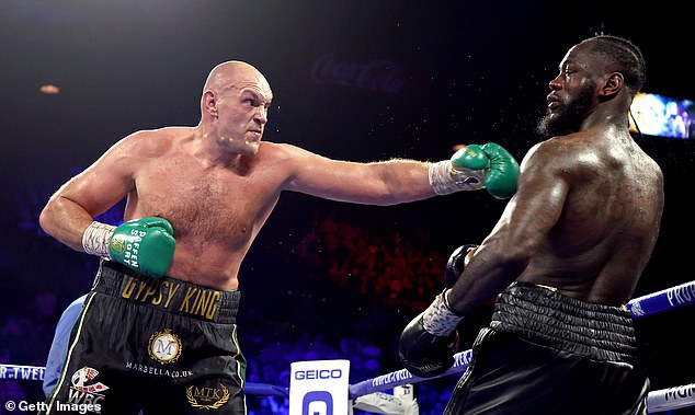 Fury promises to knock out Wilder in trilogy