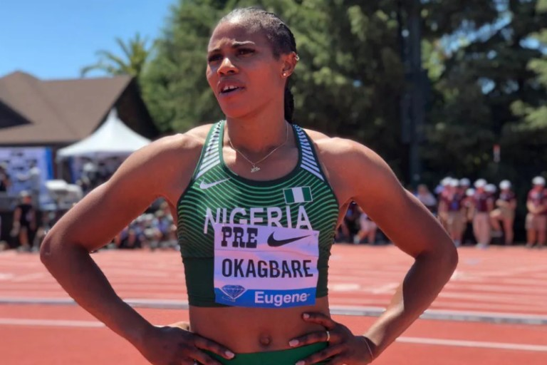 Blessing Okagbare faces three fresh doping charges