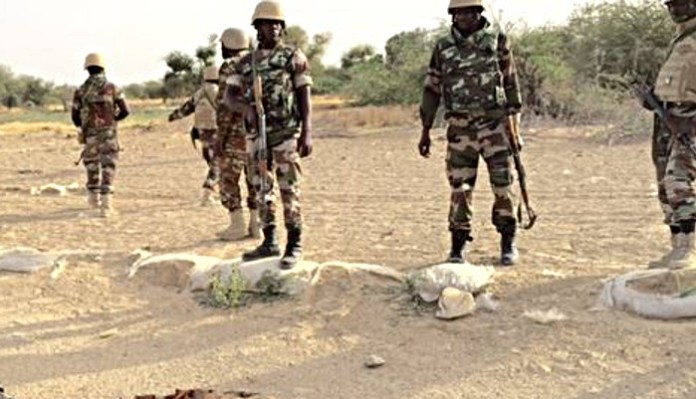 Over 13,000 Suspected Terrorists Surrender To Troops In Two Weeks – DHQ