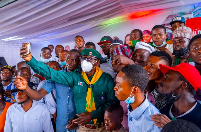 'I WON'T GIVE UP MY BELIEF IN YOUNG PEOPLE,' SANWO-OLU DECLARES AT PEACE FORUM